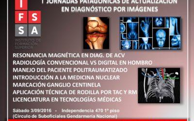I JORNADAS PATAGÓNICAS DE ACTUALIZACIÓN  EN DIAGNÓSTICO POR IMÁGENES