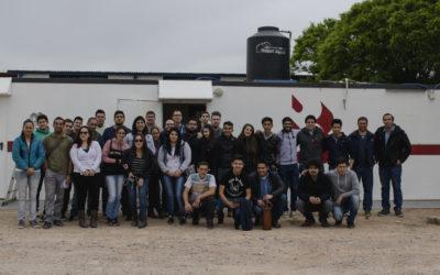 VISITA DE CAMPO A LA EMPRESA BOLLAND Y CIA S.A. –  BASE PLAZA HUINCUL