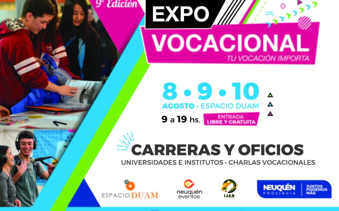 IFSSA TE ESPERA EN LA EXPO VOCACIONAL