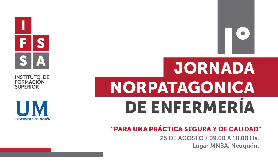 I° JORNADA NORPATAGONICA DE ENFERMERIA