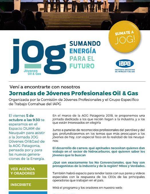 PARA LOS JÓVENES DE LA INDUSTRIA DEL PETRÓLEO Y EL GAS
