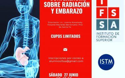 CONFERENCIA DE RADIACIÓN Y EMBARAZO.