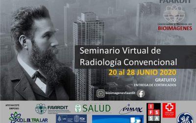 SEMINARIO VIRTUAL DE RADIOLOGÍA CONVENCIONAL