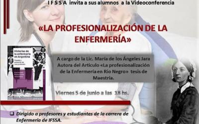 """""""LA PROFESIONALIZACIÓN DE LA ENFERMERÍA"""""""